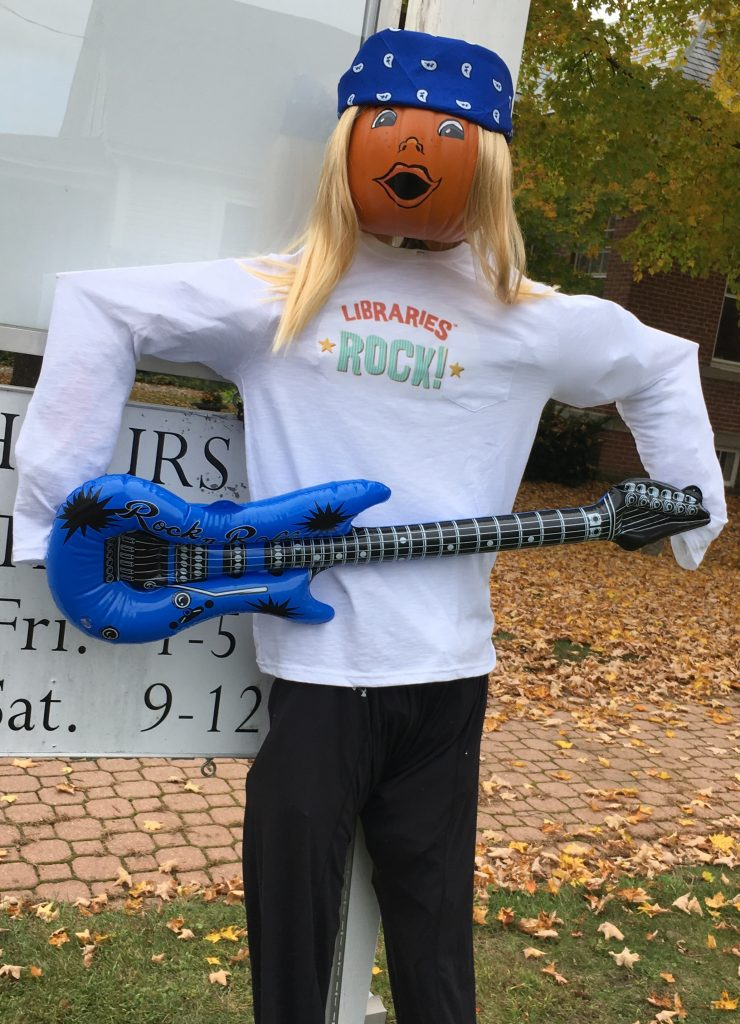 Libraries Rock at 1088 Route 12A