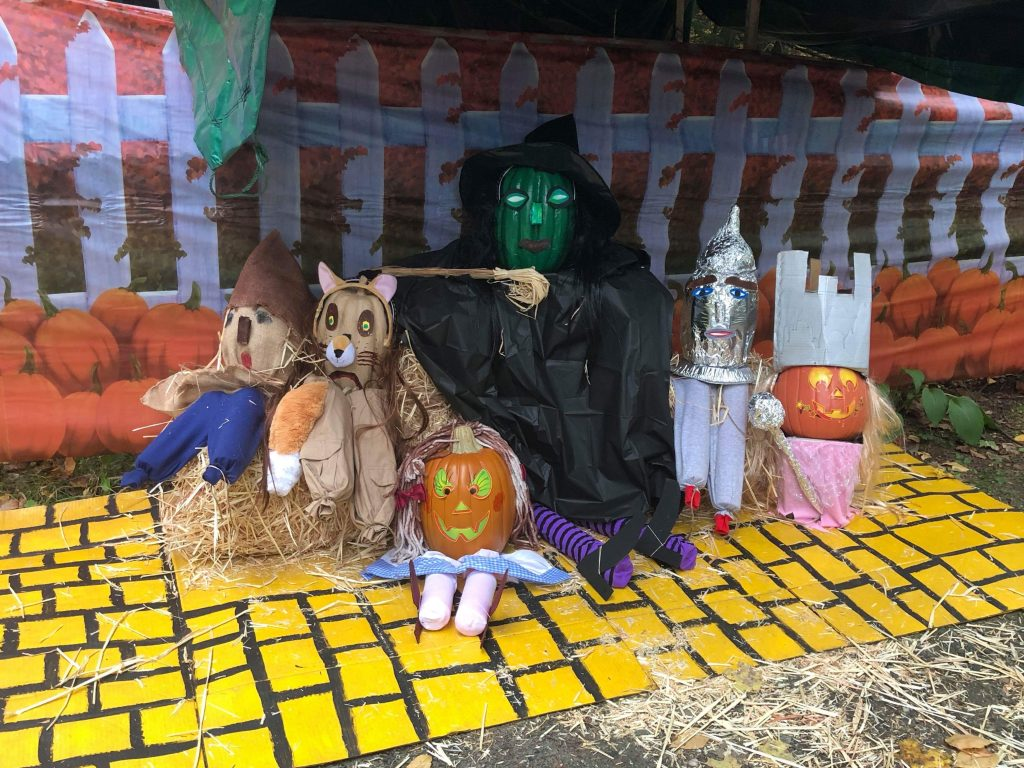 Follow the Yellow Brick Road at 313 Old County Rd