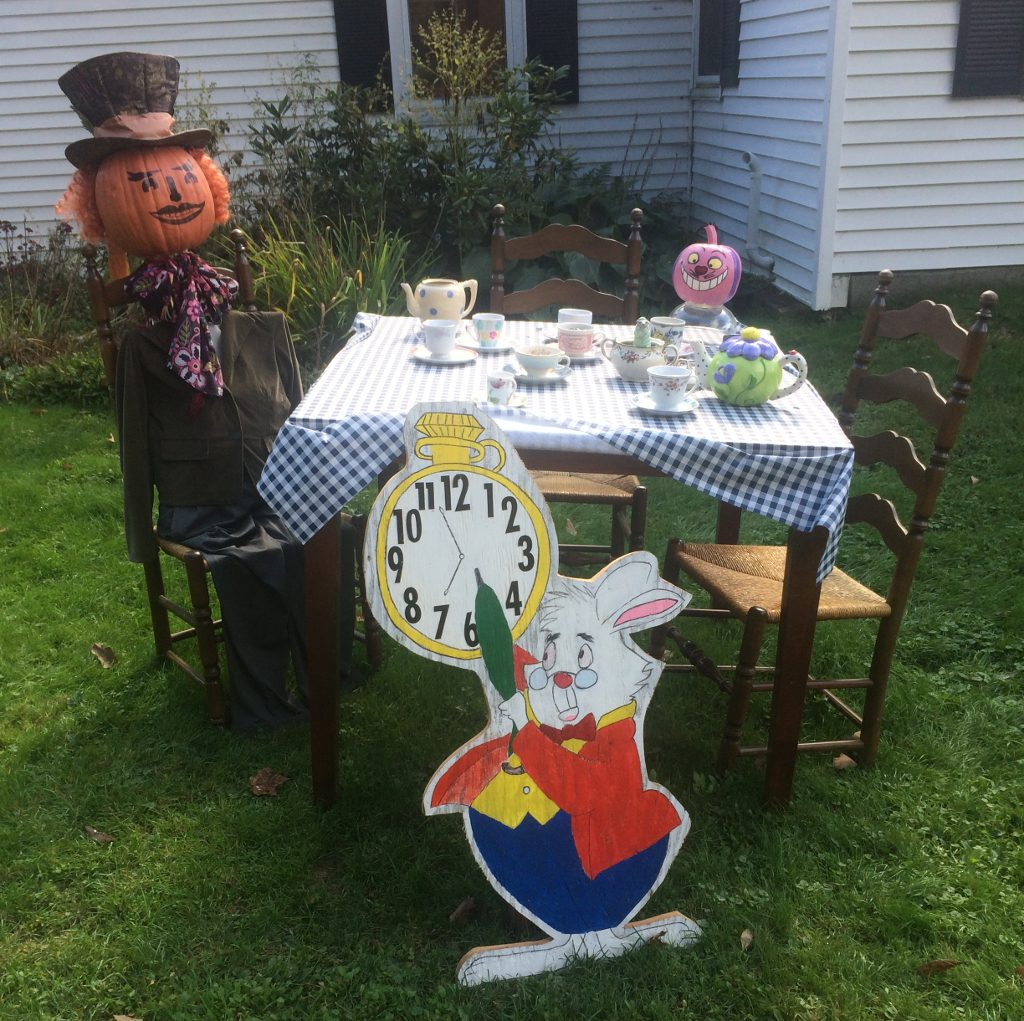 Mad Hatter's Tea Party at 623 Route 120