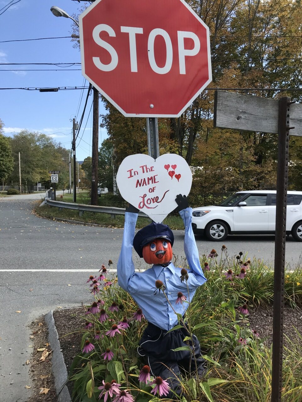 Stop in the name of LOVE! at 7 Main St