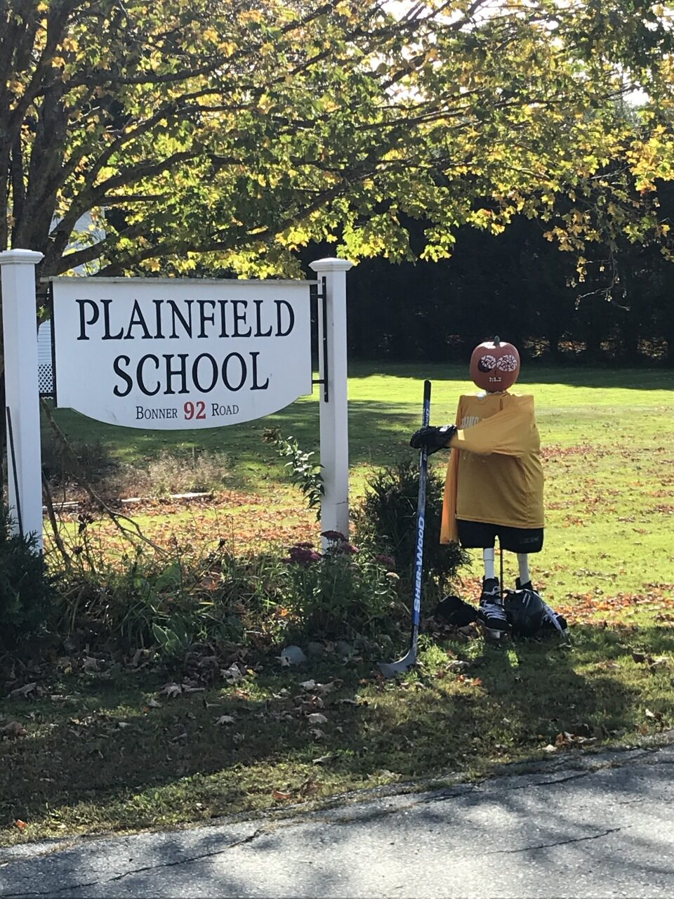 Plainfield School ROCKS! at 92 Bonner Rd