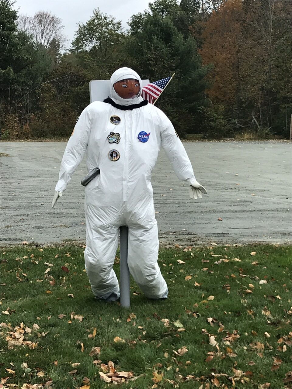 50 Anniversary of the moon landing at 19 Bean Rd