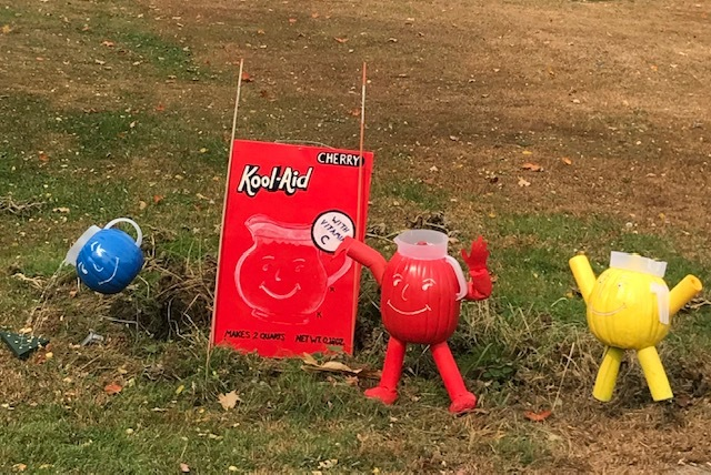 Kool-Aid kids at 1100 Route 12A