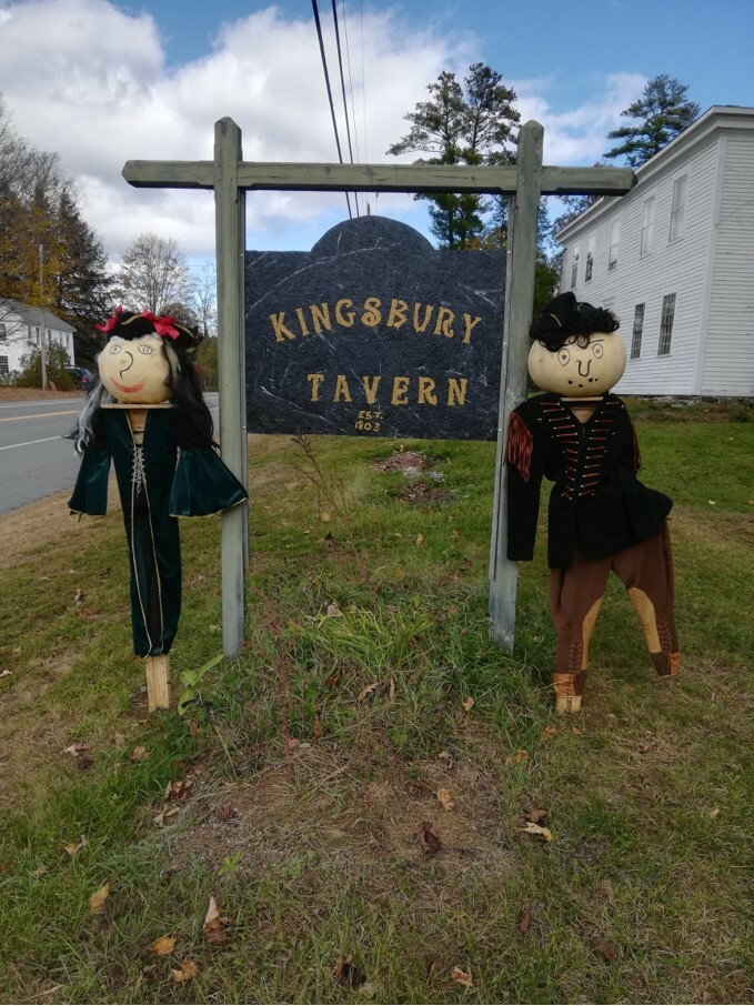 The Old Kingsbury Tavern Patrons at 1027 Route 12A