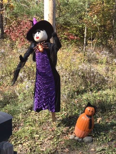 Witch of Plainfield at 526 Willow Brook Rd